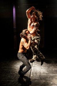 Renny Krupinski, fight director UK fight arranger, fight choreographer, fight choreography, actor, writer, director, London, UK
